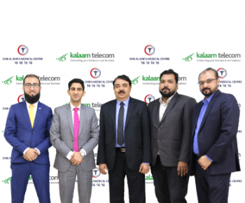 Kalaam Telecom partners with Dar Al Shifa Medical Centre