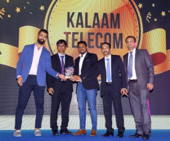 Kalaam Telecom wins 'The Best Managed ICT Service Provider of the Year'
