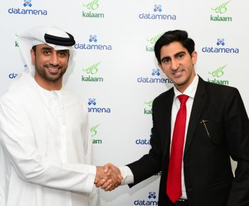 Kalaam Telecom and datamena sign Point of Presence (PoP) agreement